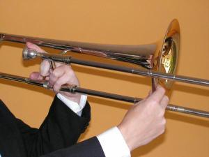 Trombone Hand Positions