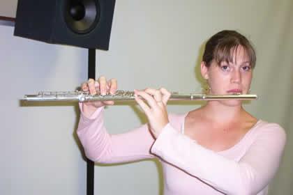 Flute Position